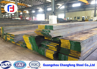 Annealed Special 1.2083 Tool Steel Corrosion Resistant Flat Bar Low Impurity Content
